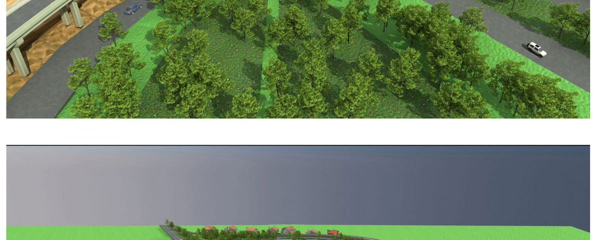 تقاطع غیر همسطح ، طراحی روگذر